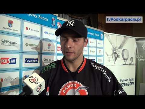 Wojtek Wolski już w Polsce! (VIDEO HD)