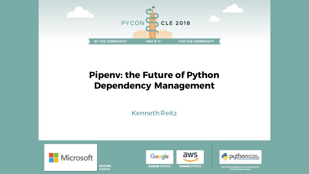 Image from Pipenv: The Future of Python Dependency Management