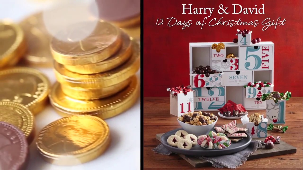 12 Days of Christmas Gift by Harry & David - YouTube