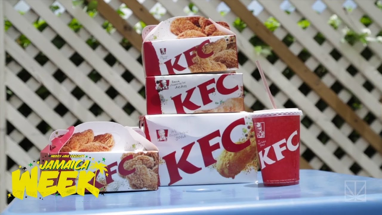 Mr. Lexx Asks: Why Does Jamaica Have the Best KFC in the World? | JAMAICA WEEK