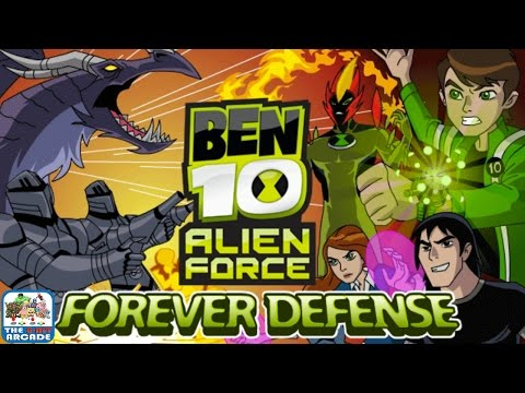 Ben 10 Alien Force: Forever Defense – Hold Back The Forever Knights