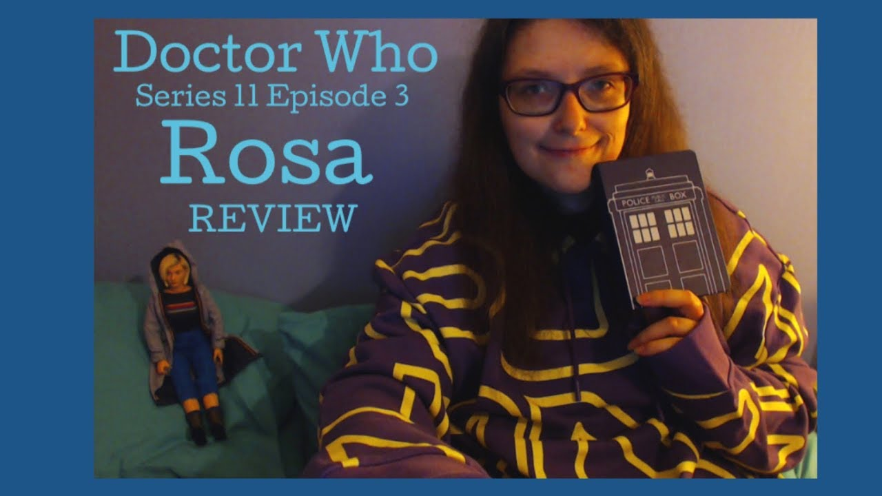 Download Doctor Who Series 11 Episode 3 Rosa REVIEW