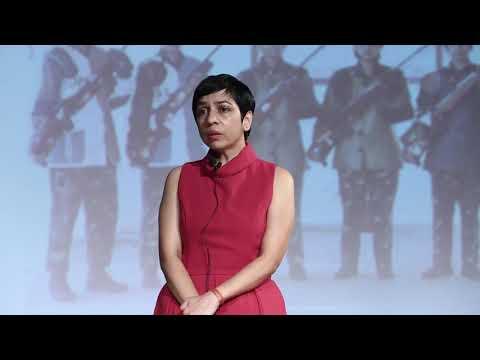 Work on an Epitaph, not on a Résumé | Vandana Sharma | TEDxIIMLucknow