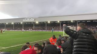 SI SENOR BOBBY FIRMINO SONG AT FULHAM | Liverpool FC Chants