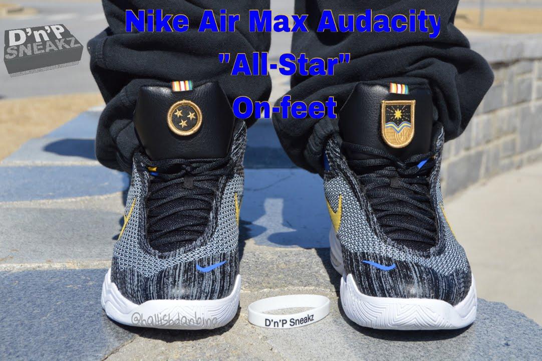 nike air max audacity asg reviews