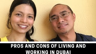 The Pros and Cons of Living and Working in Dubai