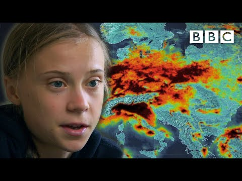 What impact did lockdowns have on carbon emissions? - BBC