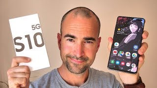 Samsung Galaxy S10 5G | Unboxing & Tour