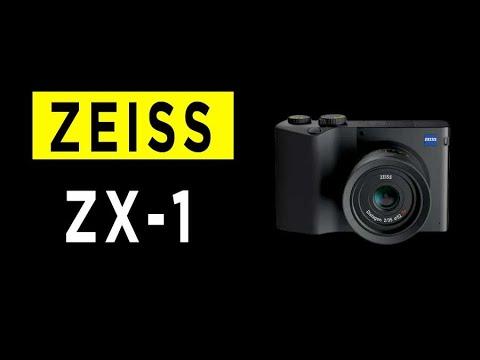 Zeiss ZX-1 Camera Highlights & Overview -2021