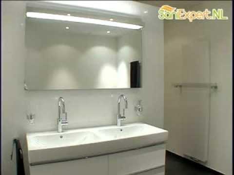 Sphinx - Serie 345 - Spiegelpaneel 120x75cm - YouTube