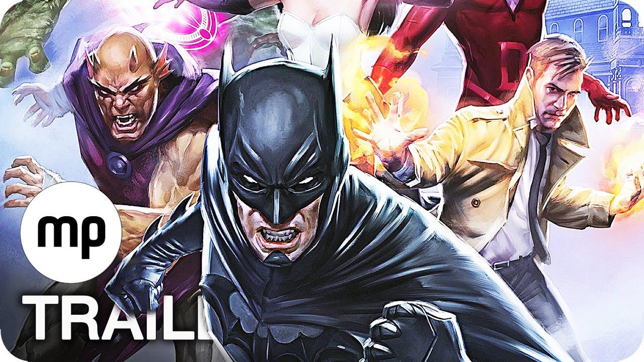 justice league dark deutsch