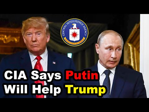 CIA Says Putin Most Likely Behind Election Interference to Help Trump