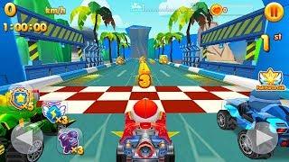 Robot Car Transform Racing Game (Android Gameplay) | Pryszard Gaming