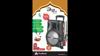 Audionic MH 85,Audionic the sound master..