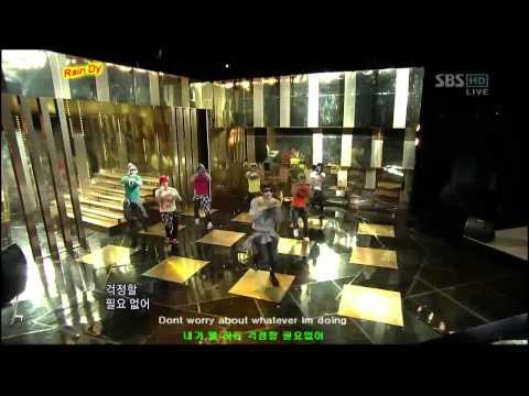 Rain (비) Hip Song   Lyrics (Hangul+English)