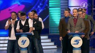 КВН 2014 Высшая лига Третья 1/8 Биатлон