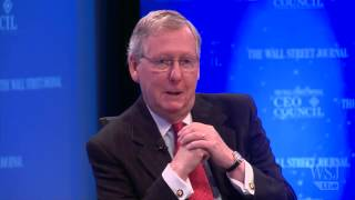 McConnell on His Relationship With Obama