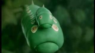 unif green tea-worms