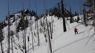 Wedge Mountain 4/8-9/17
