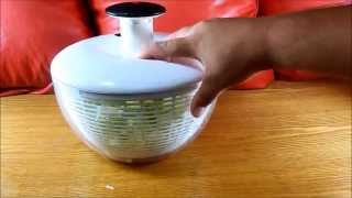 OXO Salad Spinner Review