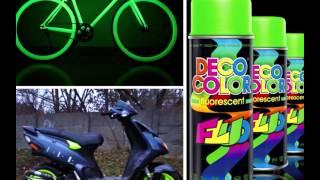 Флуоресцентные краски DECO COLOR(, 2015-09-18T09:53:19.000Z)