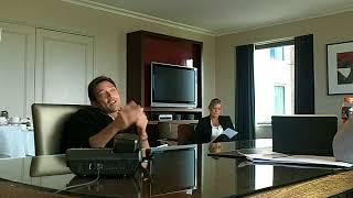 Jordan Belfort SELLING Live