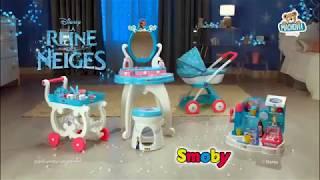 320214 Detský kozmetický stolík Disney Frozen