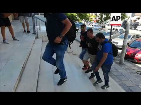 Greece arrests Russian wanted in US