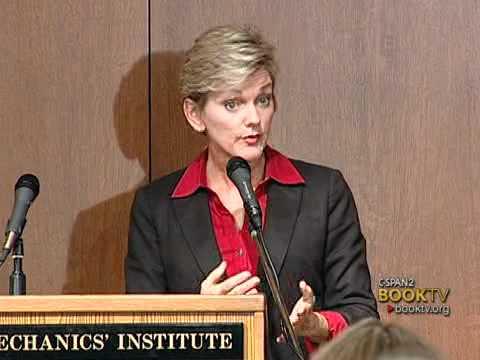 "BookTV: Jennifer Granholm, ""A Governor"