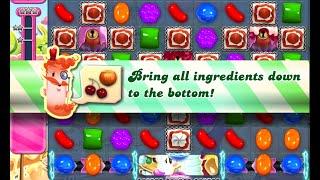 Candy Crush Saga Level 871 walkthrough (no boosters)