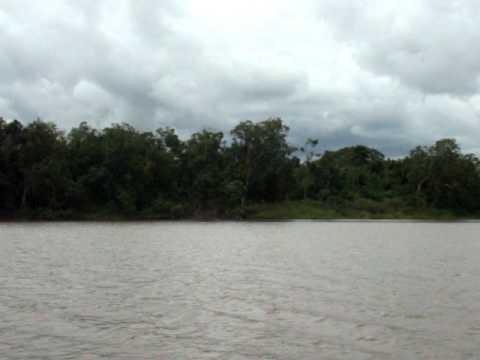 Día 8: Atravesando el río entre Guyana y Suriname