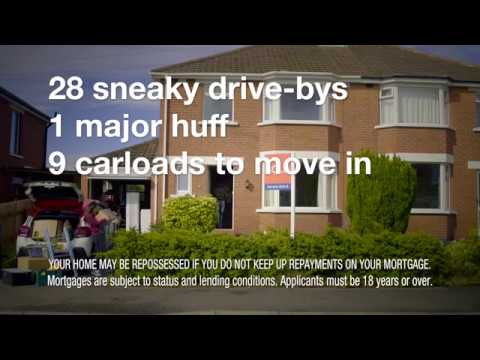 Bank Of Ireland UK 'More Than A Mortgage' - Drive Bys