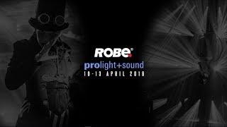 Cirque Robe 2018 ProLight + Sound show!