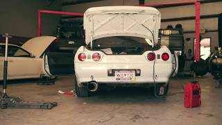 INSANE TURBO BOV - R32 Skyline Finishing Touches and Drive
