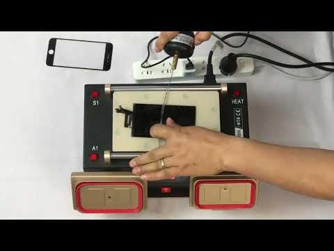 TBK 008 mobilephone non-damage glue remove tool clean iphone LCD screen OCA glue