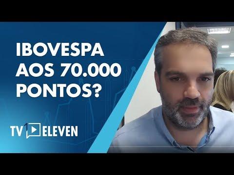 TV Eleven 10/08/2017 - Ibovespa aos 70.000 pontos?