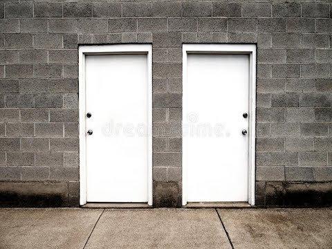 Eric Paul Dorman Two Doors
