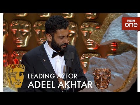 Adeel Akhtar wins the Best Leading Actor BAFTA - The British Academy Television Awards 2017: BBC One