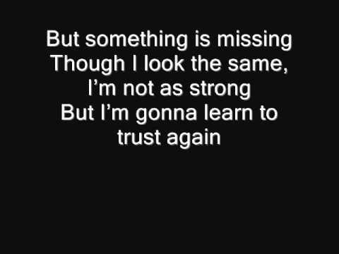 Brinck belive again- Lyrics