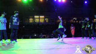 Reckless vs Predatorz // .BBoy World // BREAKING 4on4 QUARTER-FINAL | ROYAL BATTLE 2013