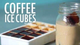 Never Drink Watered-Down Iced Coffee Again | MyRecipes