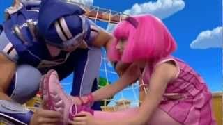 "LazyTown - ""Hey Mickey!"" B*Witched Sportacus and Stephanie Fanvid"