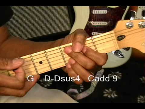How To Play Third Eye Blind Semi Charmed Life On Guitar ...