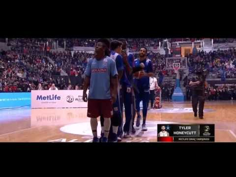 ALL STAR 2017 SMAÇ YARIŞMASI '' TYLER HONEYCUTT ''