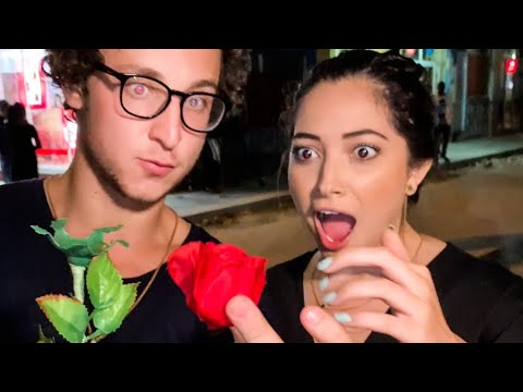 CUBA Reacts to MAGIC!! ( Julius Dein Street Magic )