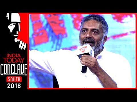 Prakash Raj Backs Filmmaker Sanal Over Controversial Title 'Sexy Durga' | IT Conclave South