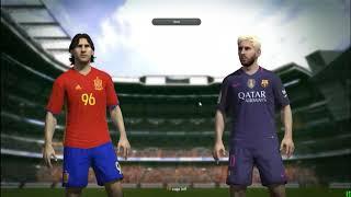 Fifa online 3 SPAIN BARCA LADDER MATCH