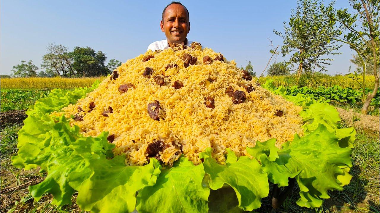 Degi Pulao Recipe I Beef Pulao Banane ka Tarika | Mubashir Saddique | Village Food Secrets