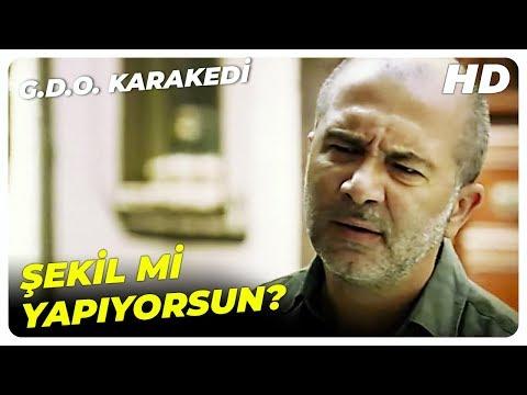 Psikopat İntikam İçin Geldi   G.D.O. Karakedi Şafak Sezer Komedi Filmi