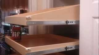 Shelf Genie - Kitchen Closet Pantry